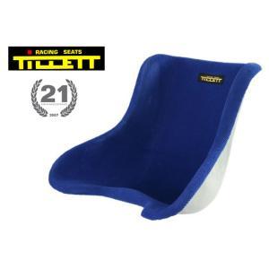 TILLETT/ティレッティ フルモケットシート ブルー レーシングカートパーツ|star5