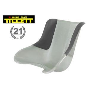 TILLETT/ティレッティ シート T8 リブガード グレイ レーシングカートパーツ|star5