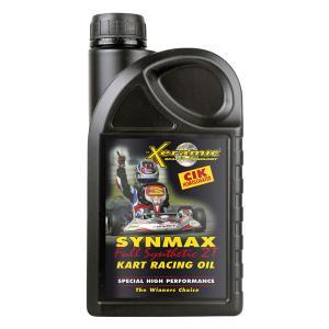 Xeramic SYNMAX 2サイクル用エンジンオイル 1000ml CIK-FIA公認|star5