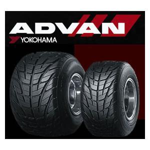 ヨコハマ ADVAN SL03 レーシングカート用レインタイヤ/1セット|star5