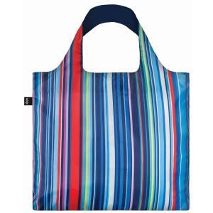 LOQI(ローキー)のエコバッグです。  ■バッグサイズ:W50cm×H42cm(内側ポケット:14...