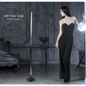 ノーブルスパーク LEDスタンドライト フロアスタンド スタンドライト フロアランプ デザインランプ PSK001L 人気  送料無料|star
