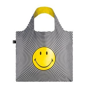 LOQI(ローキー)のエコバッグです。  ■バッグサイズ:W50cm×H42cm(持手上まで69cm...