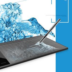 ペンタブレット タブレット デジタル イラスト 充電不要ペン ペンタブ 初心者 Windows10/8/7/Mac 送料無料 staraba