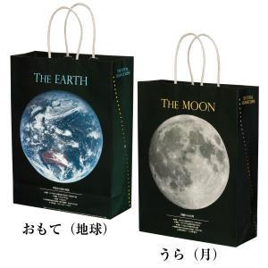 星座天体バッグ(地球・月)|starbook