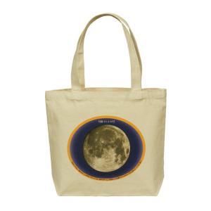 天体トートバッグ 月|starbook