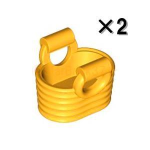 レゴ LEGO パーツ ばら売り バスケット:ブライトライトオレンジ(2個セット)|starbrick37-lego