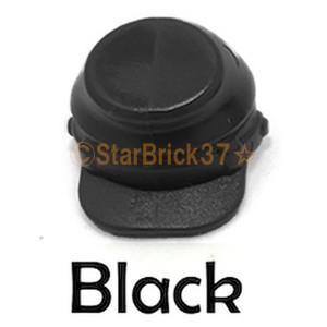 レゴ LEGO カスタムパーツ ばら売り 騎兵隊の帽子(互換品):ブラック|starbrick37-lego|02