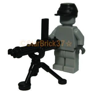 レゴ LEGO カスタムパーツ ばら売り ガトリング砲(互換品):ブラック|starbrick37-lego|03