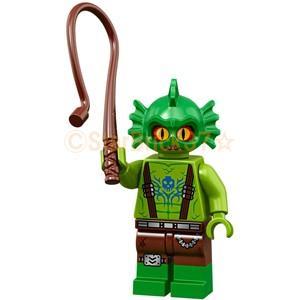 レゴ LEGO ムービー2ミニフィギュア:沼怪人