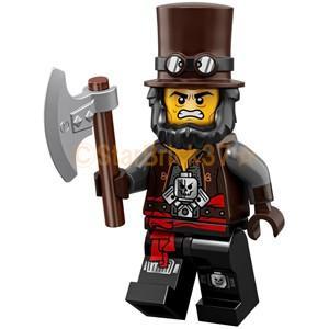 レゴ LEGO ムービー2ミニフィギュア:アポカリプスブルグのエイブ