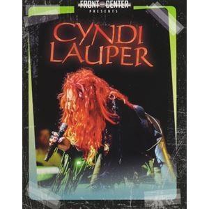 輸入盤 CYNDI LAUPER / FRONT & CENTER [BLU-RAY]|starclub