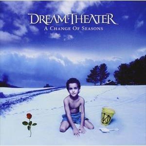 輸入盤 DREAM THEATER / A CHANGE OF SEASONS [CD]