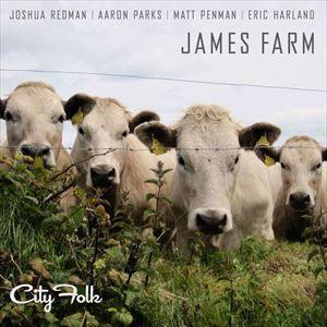 輸入盤 JAMES FARM / CITY FOLK [CD]