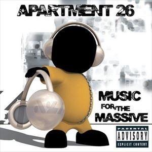 種別:CD 【輸入盤】 ミュージック・フォー・ザ・マッシヴ アパートメント26 JAN:007567...