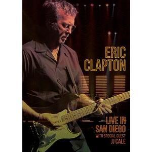 輸入盤 ERIC CLAPTON / LIVE IN SAN DIEGO (WITH JJ CALE) [DVD] starclub