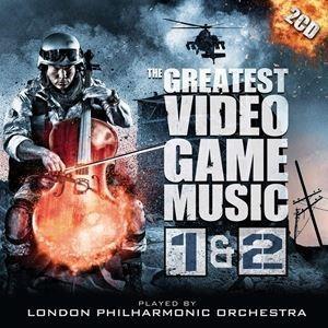 輸入盤 O.S.T. / GREATEST VIDEO GAME MUSIC 1&2 [2CD] starclub