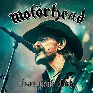 輸入盤 MOTORHEAD / CLEAN YOUR CLOCK [BLU-RAY+CD]|starclub