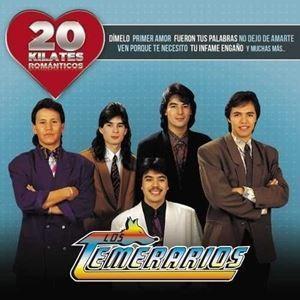 輸入盤 TEMERARIOS / 20 KILATES ROMANTICOS [CD]|starclub