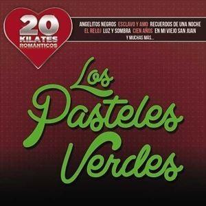 輸入盤 PASTELES VERDES / 20 KILATES ROMANTICOS [CD]|starclub