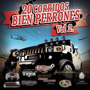 輸入盤 VARIOUS / 20 CORRIDOS BIEN PERRONES VOL. 2 [CD]|starclub