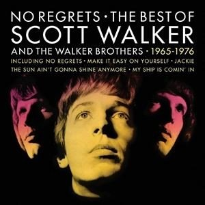 輸入盤 SCOTT WALKER / NO REGRETS : BEST OF SCOTT WALKER AND THE WALKER BROTHERS [2LP]|starclub