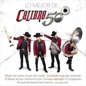 輸入盤 CALIBRE 50 / MEJOR DE [CD]|starclub