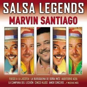 輸入盤 MARVIN SANTIAGO / SALSA LEGENDS [CD]|starclub