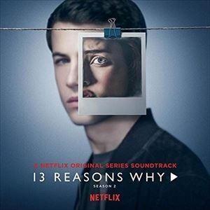 輸入盤 O.S.T. / 13 REASONS WHY SEASON 2 [CD]|starclub