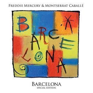輸入盤 FREDDIE MERCURY / BARCELONA BARCELONA (NEW ORCHESTRATED VERSION) (LTD) [LP]|starclub