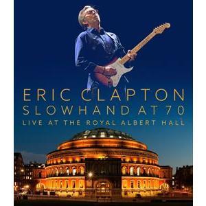 輸入盤 ERIC CLAPTON / SLOWHAND AT 70 : LIVE FROM THE ROYAL ALBERT HALL [BLU-RAY+2CD] starclub