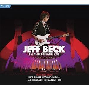 輸入盤 JEFF BECK / LIVE AT THE HOLLYWOOD BOWL [BLU-RAY+2CD] starclub