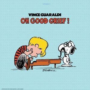 輸入盤 VINCE GUARALDI / OH GOOD GRIEF! (TRANSLUCENT R...