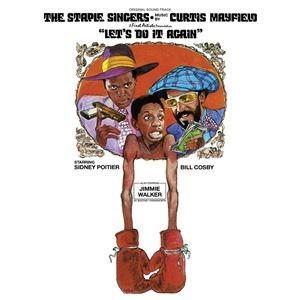 輸入盤 STAPLE SINGERS / LET'S DO IT AGAIN: ORIGINAL SOUNDTRACK [CD] starclub