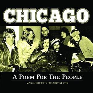 輸入盤 CHICAGO / POEM FOR THE PEOPLE [CD]