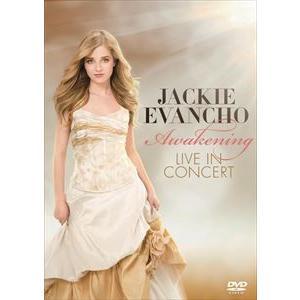 輸入盤 JACKIE EVANCHO / AWAKENING : LIVE IN CONCERT (DVD) [DVD]|starclub