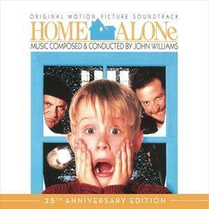 輸入盤 O.S.T. HOME ALONE : 25TH ANNIVERSARY EDITION CD の商品画像|ナビ