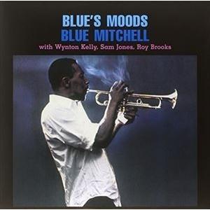 輸入盤 BLUE MITCHELL / BLUE'S MOODS [LP]