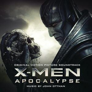 輸入盤 O.S.T. / X-MEN : APOCALYPSE [CD]|starclub