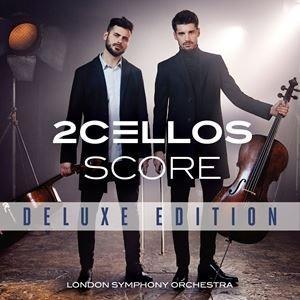 種別:2CD 【輸入盤】 スコア(デラックス・限定盤) 2チェロズ 解説:DVDには 2016年12...