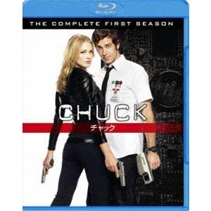 CHUCK/チャック<ファースト>コンプリート・セット [Blu-ray]|starclub
