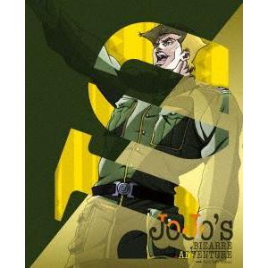 ジョジョの奇妙な冒険 Vol.5 Blu-ray<初回生産限定版> [Blu-ray]|starclub