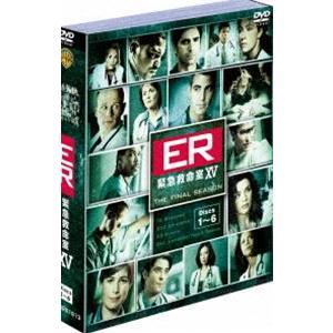 ER緊急救命室〈ファイナル・シーズン〉セット1 [DVD]|starclub