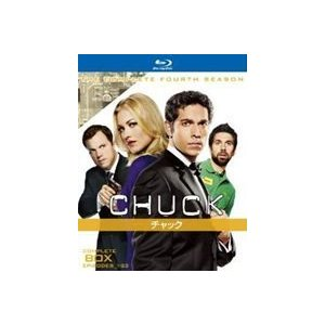 CHUCK/チャック〈フォース・シーズン〉 コンプリート・ボックス [Blu-ray]|starclub