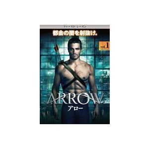 ARROW / アロー <ファースト・シーズン> Vol.1 [DVD] starclub