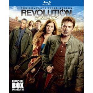 レボリューション〈ファースト・シーズン〉 コンプリート・ボックス [Blu-ray]|starclub