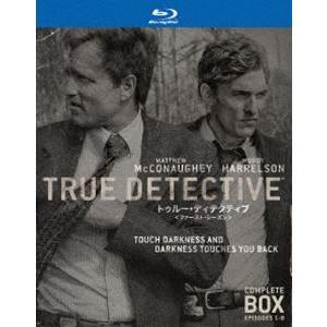 TRUE DETECTIVE/トゥルー・ディテクティブ〈ファースト・シーズン〉 コンプリート・ボックス [Blu-ray]|starclub