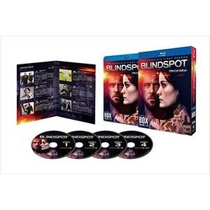 ブラインドスポット〈ファースト・シーズン〉 コンプリート・ボックス [Blu-ray]|starclub