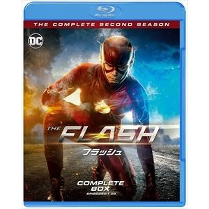 THE FLASH/フラッシュ〈セカンド・シーズン〉 コンプリート・セット [Blu-ray]|starclub