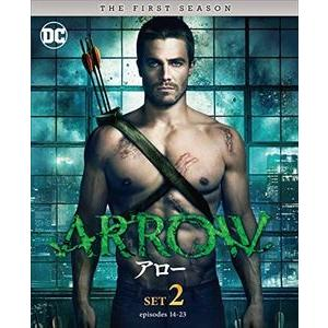 ARROW/アロー〈ファースト・シーズン〉 後半セット [DVD] starclub